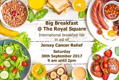 BIG BREAKFAST @ THE ROYAL SQUARE