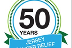 Jersey Cancer Relief, 50th Anniversary Year.